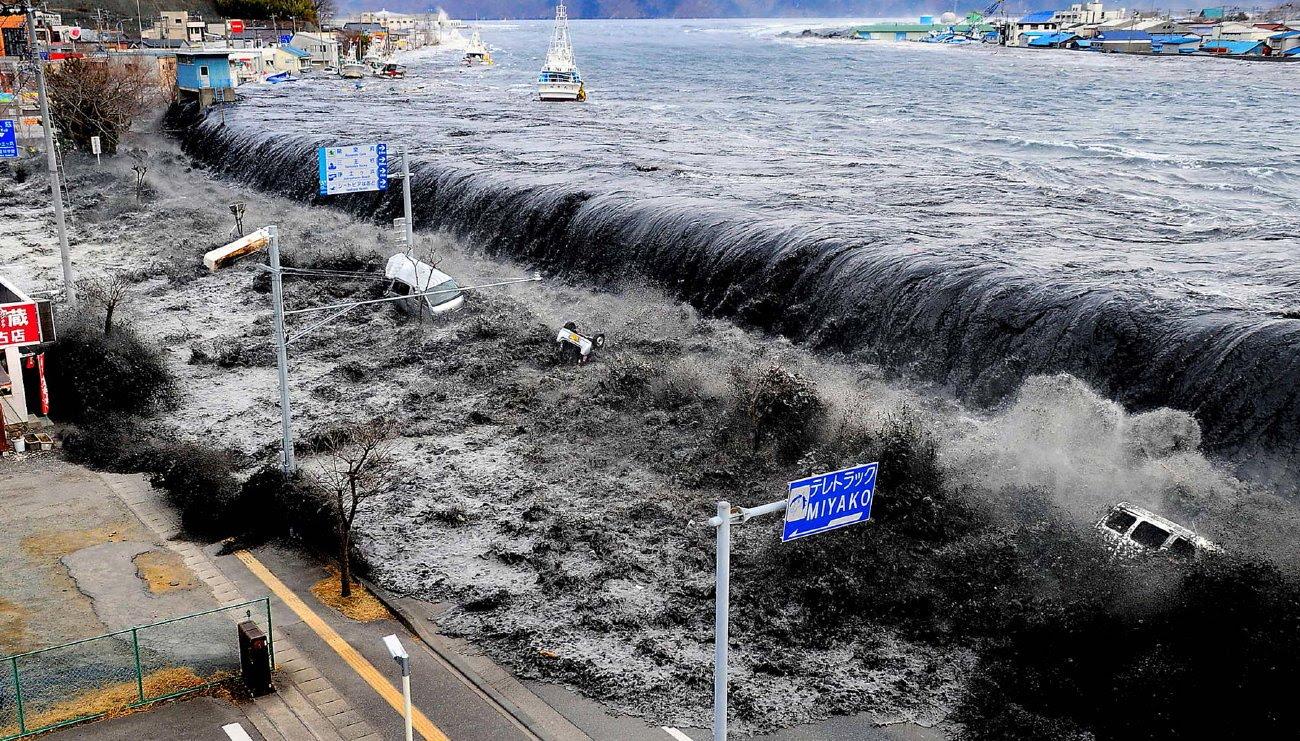 Menyelamatkan Diri dari Bahaya Tsunami